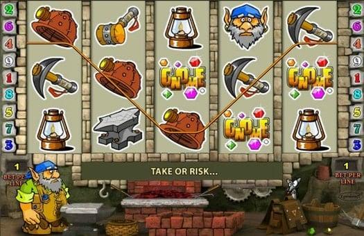 Комбинация символов онлайн автомата Gnome